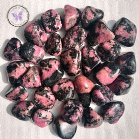 Rhodonite Tumble Stone